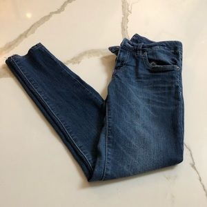Levi's Denim Legging Blue jeans size 14 reg